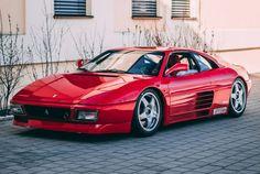 Ferrari 348, Sport Cars, Race Cars, Honda Dealership, Tracker Motorcycle, 356 Speedster, Honda S, Mens Gear, Cabriolet