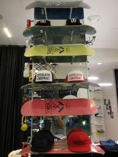 Deck shelves