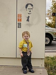 10 Funniest Kid and Baby Costumes #dwight #halloween #theoffice