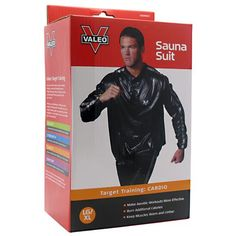 Valeo Sauna Suit L/XL - 1 Sauna Suit #fitness #healthy #health #sports #fitnessmodel #gym