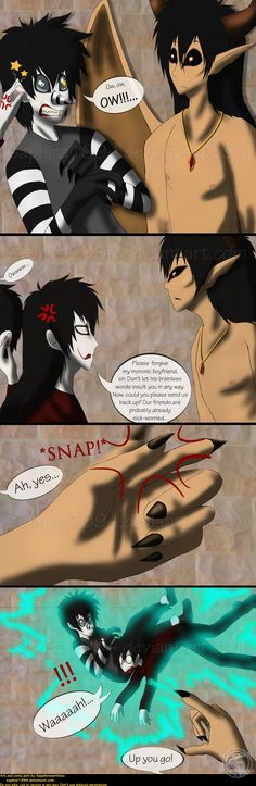 Adventures With Jeff The Killer - PAGE 70 by Sapphiresenthiss on deviantART