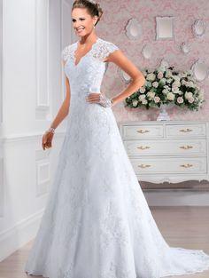Vestido de noiva Jackiejackie01
