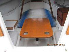 Seaward Fox, 17ft., 1990 sailboat | Interior