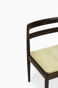 Kai Kristiansen side chairs model 301 at Studio Schalling