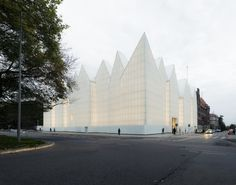 The great symphonic hall in Poland by Barozzi Veiga