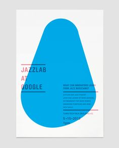JAZZLAB AT GOOGLE - Jefferson Cheng — Design & illustration
