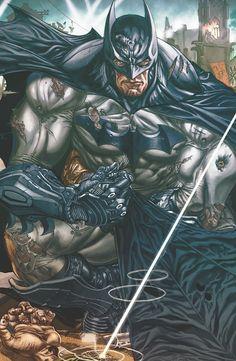 Batman by Brandon Badeaux