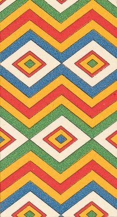 egyptian Textile Patterns, Textile Prints, Print Patterns, Textiles, Ancient Egypt Art, Rainbow Wallpaper, Vintage Circus, Color Pallets, Art Lessons