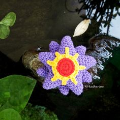 FREE SHIPPING Starmie Made-to-order Crochet Amigurumi, Pokemon plush toy