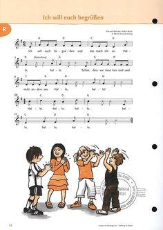 Singen im Kindergarten (Allgemeine Ausgabe) - Everything About Kindergarten Kindergarten Portfolio, Kindergarten Songs, Graduation Day, Graduation Pictures, Singing Lessons, Kids Songs, Primary School, First Grade, Kids And Parenting