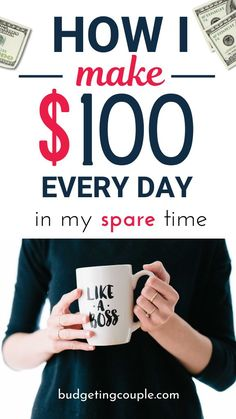 Jumpstart your money making abilities in 2020 with these 33 side hustle ideas I … – Finance tips for small business Ways To Earn Money, Earn Money From Home, Make Money Fast, Earn Money Online, Online Jobs, Money Tips, Free Money, Money Hacks, Free Cash