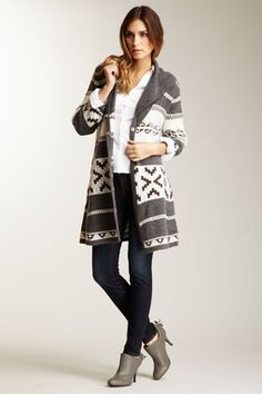 Winter Warmth with style