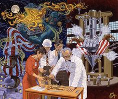 Lowbrow Art Pioneer Robert Williams Launches Website