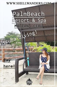 Staycation: The Beautiful PalmBeach Resort & Spa at Mactan, Cebu Palm Beach Resort, Resort Spa, Travel Deals, Travel Guides, Mactan Island, Places To Travel, Travel Destinations, Spa Massage, Cebu