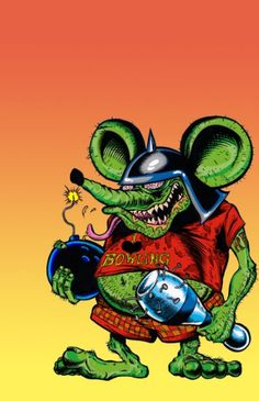 rat fink drawings - Yahoo Search Results