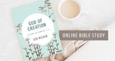 Enter by Wednesday, May 23 for a chance to win 1 of 10 God of Creation Bible study books for the upcoming #LifeWayWomen online Bible study! #GodOfCreationStudy