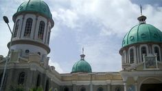 Trinity Orthodox Church In Addis Ababa, Ethiopia