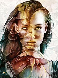 Dream Portrait by Siena Summers - Art People Gallery
