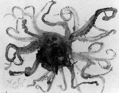 Salvador Dalí - The Head of Medusa