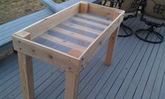 Picture of DIY Raised Bed Planter