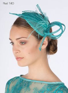 Fascinators and Hats T80 by WWWKERALAFIESTACOM on Etsy