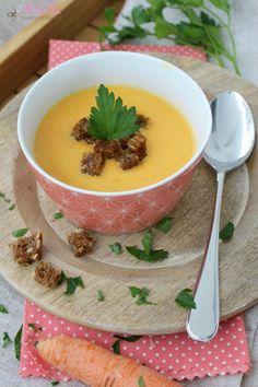 Haddu Möhrchen? | Rezept für Möhrensuppe mit Kokosmilch