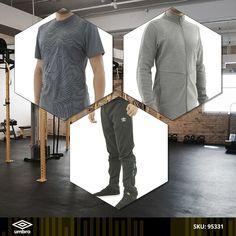 Ropa Deportiva para Hombre  deporte  ropa  hombre  umbro  outfit 2a3be5e71cd3b