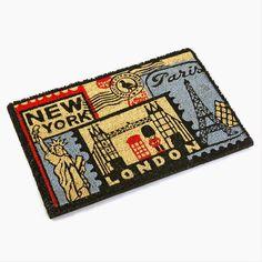 felpudo original viajes. www.tatamba.com Cities, New Paris, Porsche Logo, Blog, Website, Ideas, Home Decor, Art, Home Gifts