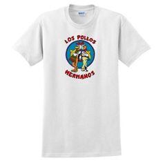 Amazon.com: Los Pollos Hermanos T-Shirt: Clothing