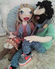 Vandaag ben ik precies 23 jaar samen met mijn grote liefde Gibo!  #loveandpeace #crochetfun #crochetdoll #inlove #happy #grateful #amore #veroamore  #antroponatura