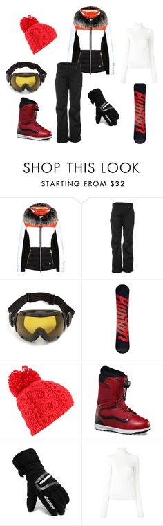 """""""Untitled #328"""" by ema-jones ❤ liked on Polyvore featuring Sportalm, 686, Zeal Optics, Burton, Vans and Dsquared2"""