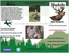 Fall is near...........Book your thrilling red stag hunt NOW!