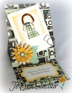 Picture Perfect by Sinclair - Cards and Paper Crafts at Splitcoaststampers