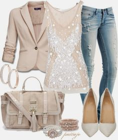 Stylish Outfit With Jeans And Short Body Coat