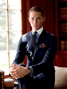 TIMELESS - Ollie, Polo RL Tailored Clothing, 2008