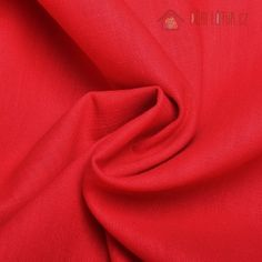 Len červený
