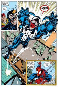 Venom in Amazing Spider-Man #374