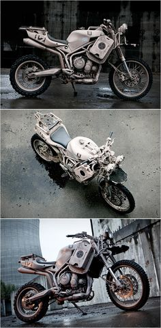 TRIUMPH TIGER 800XC   BY ICON 1000    http://www.blessthisstuff.com/stuff/vehicles/motorcycles/triumph-tiger-800xc-by-icon-1000/