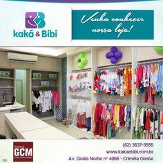 Venha conhecer a nossa loja Kaká e Bibi, aqui você encontra as mais belas coleções de roupas de Dormir especialmente criadas para a criança se sentir confortável o dia todo, e principalmente na hora do sono.