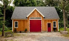 Great barn by Yankee
