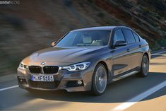 2015 BMW 3 Series Facelift - Exterior and Interior Changes - http://www.bmwblog.com/2015/05/07/2015-bmw-3-series-facelift-exterior-and-interior-changes/