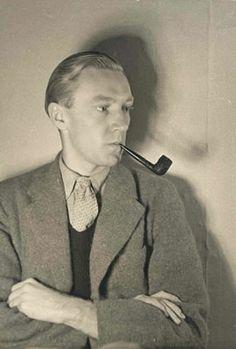 English textile and furniture designer, Ernest Race