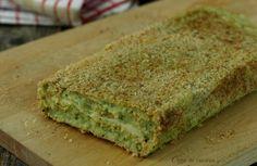 Ilpolpettone di broccoli e patateè un secondo piatto a base di verdura, adatto anche a chi segue una dieta vegetariana, cremoso con un cuore filante