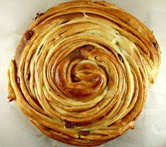 J'amène le Dessert: Brioche Tourbillon au Carambar et chocolat au lait