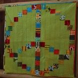 Peace Quilt by Rene' Creates