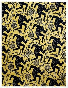 """Pattern of Corruption"" Art Print Set by Shepard Fairey and Cleon Peterson Shepard Fairey, Illustration, Screen Printing, Print Patterns, Conceptual Art, Art, Street Artists, Pop Art, Art Print Set"