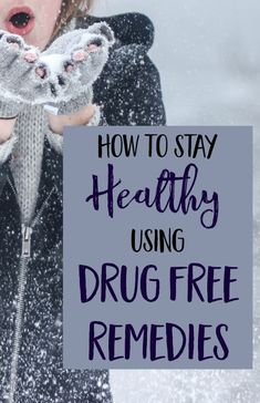 Learn why drug free remedies are better for your health than conventional cold and cough medicines - so you can boost your immune system and stay healthier. | #ad #CVS #FindYourHealthy #BetterHealthMadeEasy