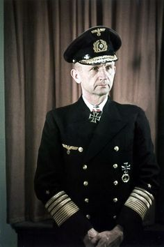 Kriegsmarine - Karl Dönitz