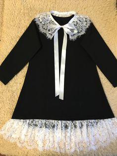 Choosing baptismal dresses for children is definitely an important task …. Toddler Dress, Baby Dress, Little Girl Fashion, Kids Fashion, Dress Anak, Kids Dress Patterns, Kids Frocks Design, Look Girl, Vestidos Vintage