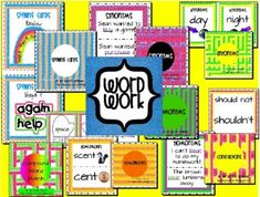 Common Core Literacy Centers Mega Pack for First, Second, or Third Grade - The Groovy Grandma - TeachersPayTeachers.com